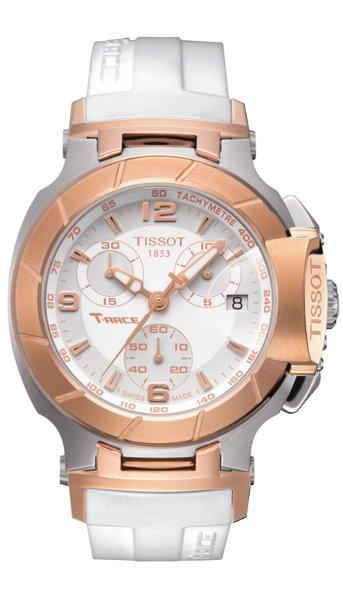 Hodinky Tissot–T-Sport–T-RACE CHRONOGRAPH LADY T048.217.27.017.00