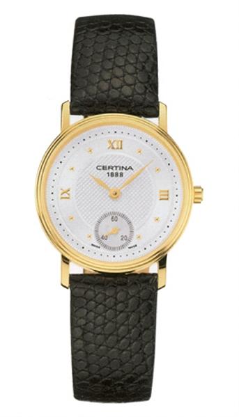 Hodinky Certina–Certina Gent&Lady Gold–HERMIONE C176.9113.68.17