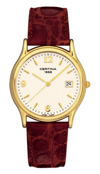 Hodinky Certina–Certina Gent&Lady Gold–MERAK C113.9130.68.26