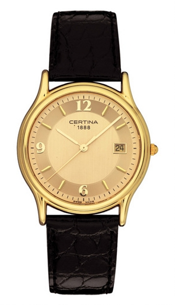 Hodinky Certina–Certina Gent&Lady Gold–MERAK C113.9130.68.36