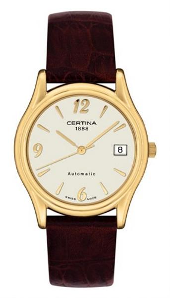 Hodinky Certina–Certina Gent&Lady Gold–MERAK C633.9210.68.22