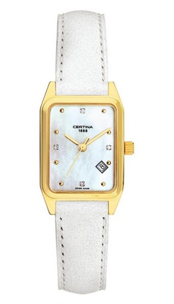 Hodinky Certina–Certina Gent&Lady Gold–URBAN CLASS C111.9171.68.97
