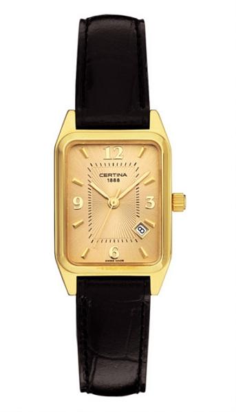 Hodinky Certina–Certina Gent&Lady Gold–URBAN CLASS C111.9171.68.36