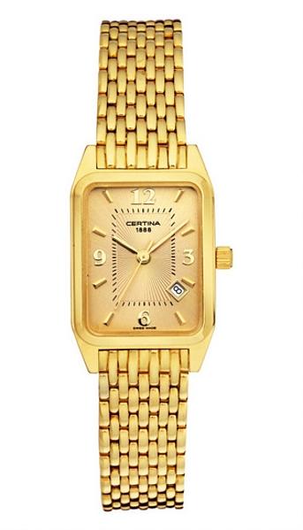 Hodinky Certina–Certina Gent&Lady Gold–URBAN CLASS C111.9559.68.36