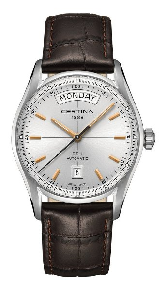 Hodinky Certina – Certina Gent Automatic – DS 1 AUTOMATIC DAY-DATE C006.430.16.031.00