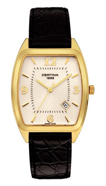 Hodinky Certina–Certina Gent&Lady Gold–URBAN CLASS C113.9111.68.16
