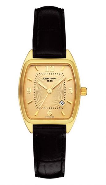 Hodinky Certina–Certina Gent&Lady Gold–URBAN CLASS C111.9111.68.36