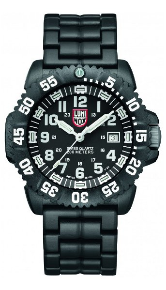Hodinky Luminox Swiss – SEA – NAVY SEAL COLORMARK 3050 SERIES 3052