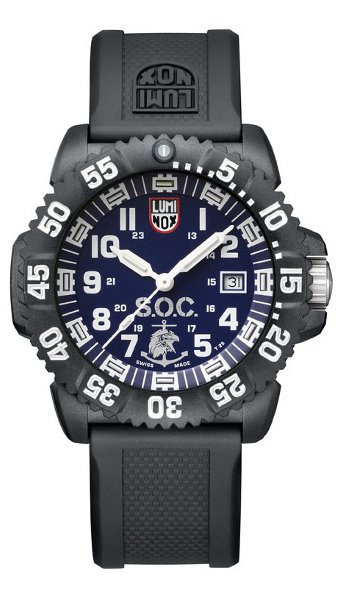 Hodinky Luminox Swiss – SEA – NAVY SEAL COLORMARK 3050 SERIES 3053.SOC.SET