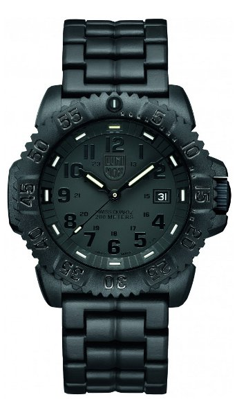 Hodinky Luminox Swiss – SEA – NAVY SEAL COLORMARK 3050 SERIES 3052.BO