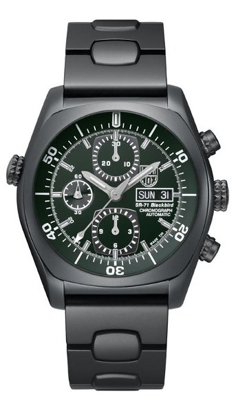 Hodinky Luminox Swiss – AIR – SR-71 BLACKBIRD 9080 SERIES 9098