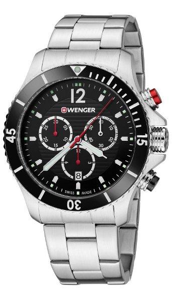 Hodinky Wenger Swiss–Sea Force–Seaforce Chrono 01.0643.109
