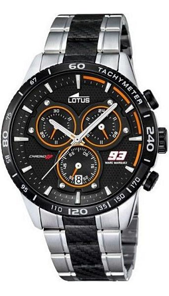 Hodinky LOTUS–Pánské hodinky–Marc Marques L18258-2