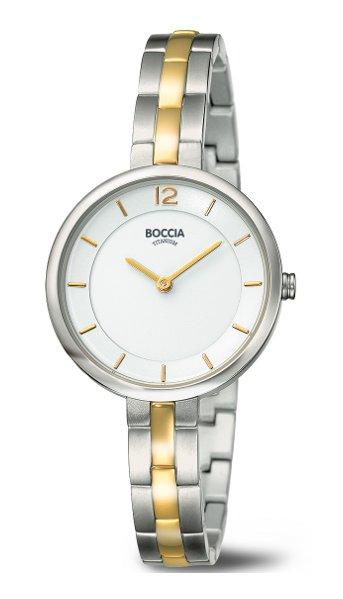 Hodinky Boccia Titanium–Dámské hodinky– 3267-02