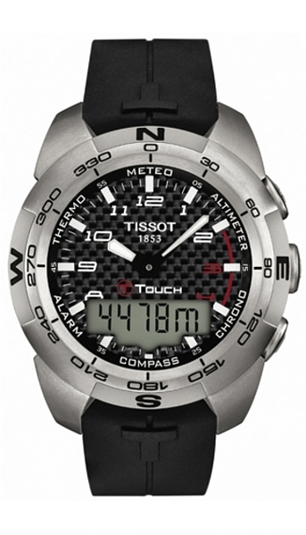 Hodinky Tissot – Touch Collection – T - TOUCH EXPERT T013.420.47.202.00