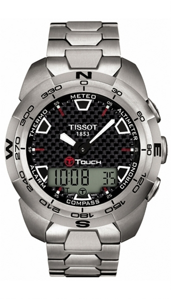 Hodinky Tissot – Touch Collection – T - TOUCH EXPERT T013.420.44.201.00