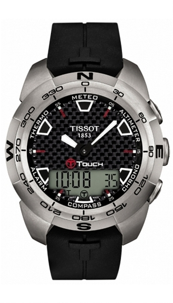 Hodinky Tissot – Touch Collection – T - TOUCH EXPERT T013.420.47.201.00